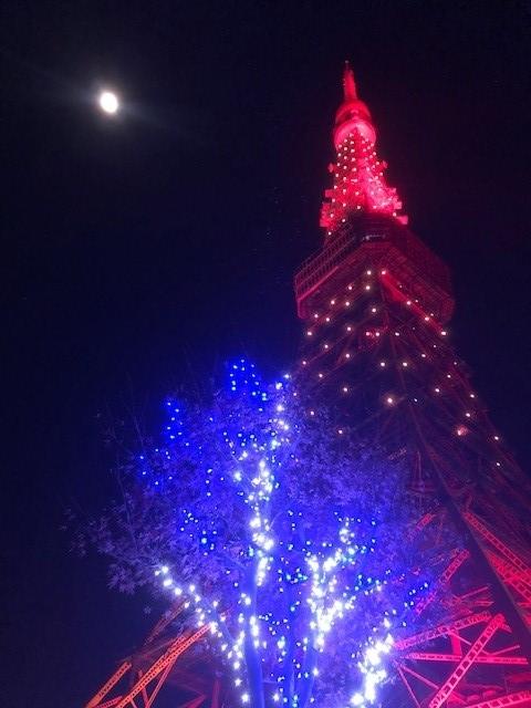 東京タワーー
